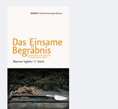 """Buchcover """"Das einsame Begräbnis"""""""
