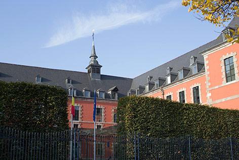 Parlamentsgebäude der Wallonie
