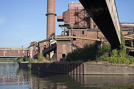 Altes Industriegebäude