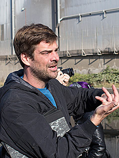 Nicolas Buissart, Künstler in Charleroi