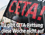 CETA-Fahne
