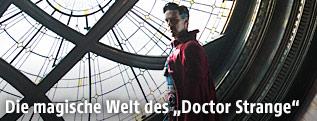 """Szene aus dem Film """"Dr. Strange"""""""