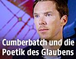Der britische Schauspieler Benedict Cumberbatch