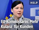 EU-Kommissarin Vera Jourova