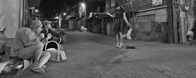 """Szene aus """"Ang Babaeng Humanyo"""""""