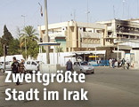 Stadtansicht von Mossul