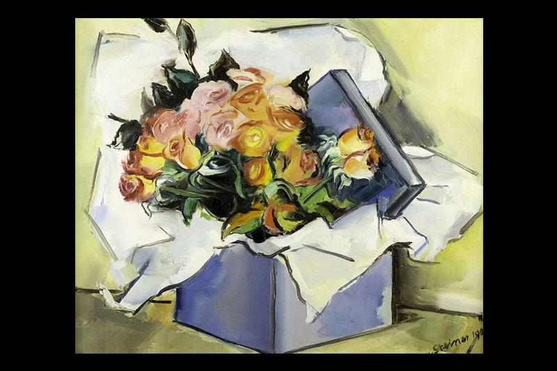 Lilly Steiner: Das Blumengeschenk