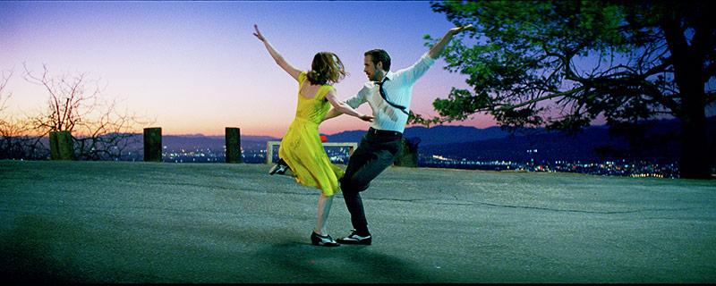 "Filmstill aus ""La La Land"""
