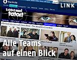 Screenshot zeigt Tatort-Teams