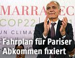 COP22-Präsident Salaheddine Mezouar