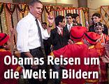 Obama in Indien