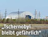 Das Atomkraftwerk von Tschernobyl