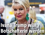 Donald Trumps Ex-Frau Ivana