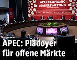 Treffen der Führungskräfte beim APEC-Gipfel