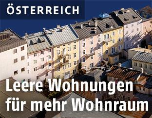 Wohnhäuser in Salzburg