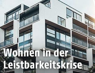 Wohnhaus mit Luxuswohnungen