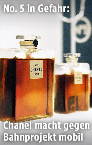 Chanel Flacons