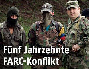 FARC-Rebellen