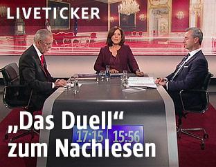 Alexander Van der Bellen, Norbert Hofer