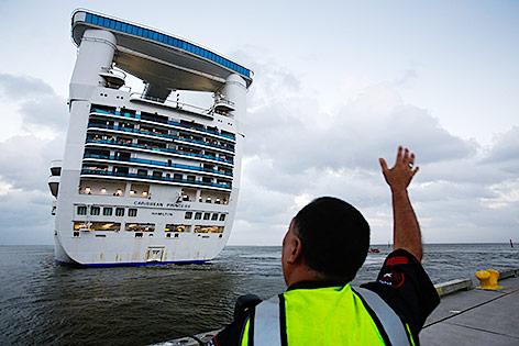 Kreuzfahrtschiff Caribbean Princess