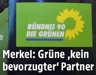 Logo von Bündnis 90 - Die Grünen