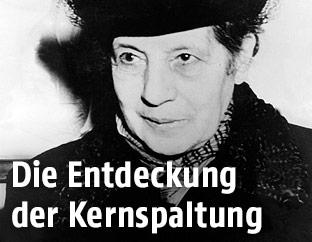 Physikerin Ilse Meitner