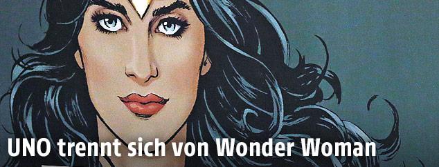 Comicfigur Wonder Woman