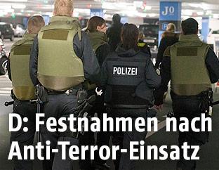 Polizei in Oberhausen