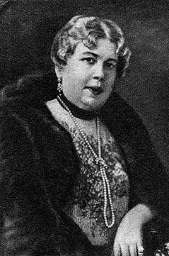 Anna Sacher Tochter