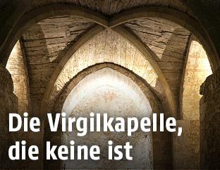 Gewölbe der Virgilkapelle