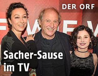 Oliver Berben (Produzent), Julia Koschitz, Ursula Strauss, Robert Dornhelm (Regisseur), Josefine Preuß, Laurence Rupp, Oliver Auspitz