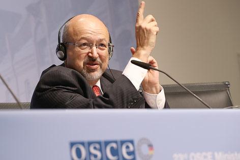 Lamberto Zannier (OSZE)