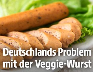Vegane Würstchen