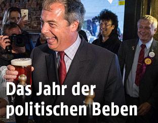 """""""Brexit""""-Wortführer Nigel Farage"""