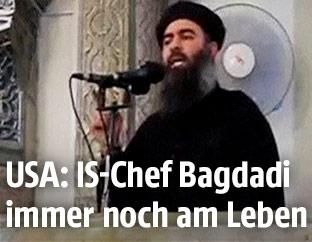 IS-Chef Bagdadi