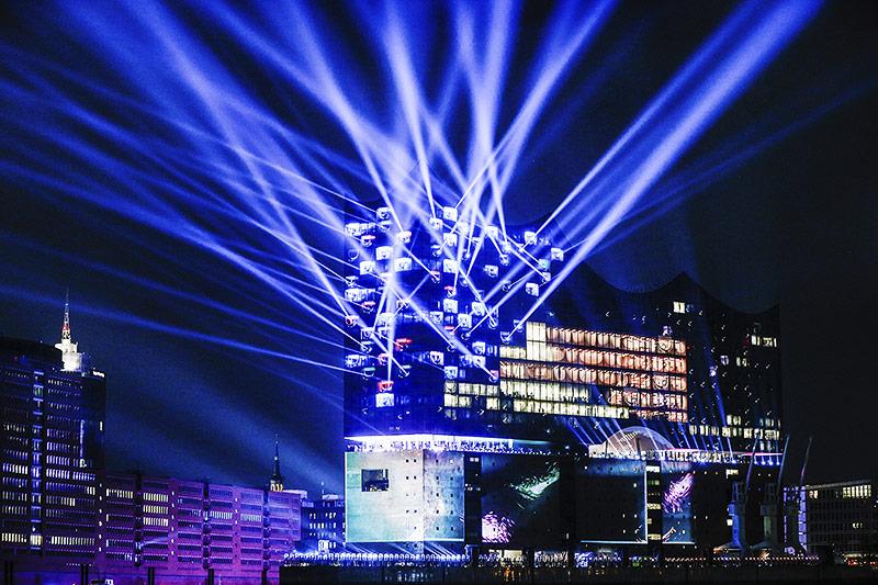 Live-Übertragung Eröffnung der Elbphilharmonie