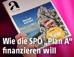 """""""Plan A"""" der SPÖ"""