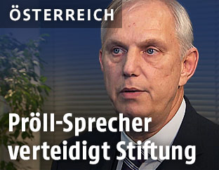 Pröll-Sprecher Peter Kirchweger