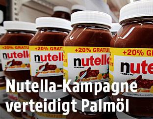 Palmöl In Nutella