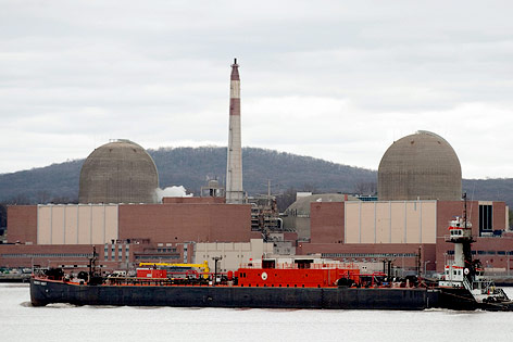 US-AKW Indian Point