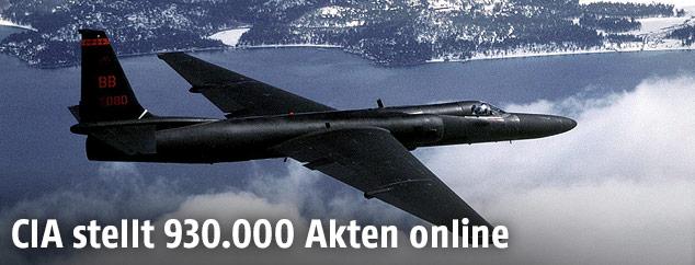 Spionageflugzeug