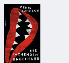 """Cover von """"Die lachenden Ungeheuer"""""""