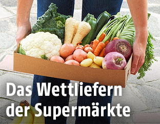 Lebensmittellieferung