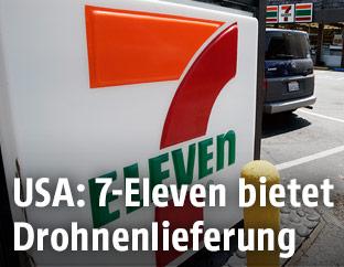 7-Eleven-Schild