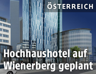 Hochhaus-Hotel
