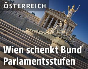 Parlamentsstufen
