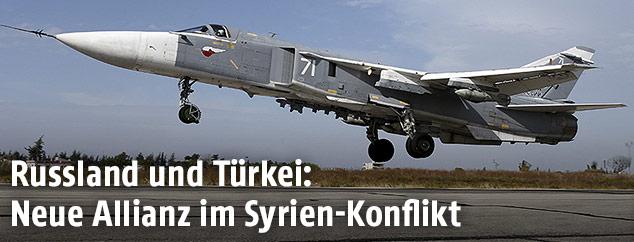 Russischer Kampfjet