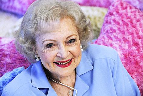 US-Schauspielerin Betty White