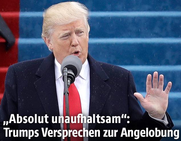 US-Päsident Donald Trump