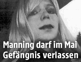Archivfoto von Chelsea Manning